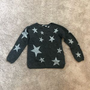 Kids Star Sweater